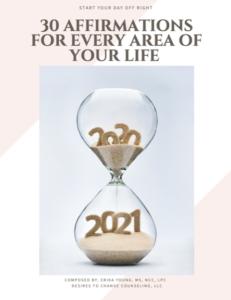 30 Day Affirmation Workbook